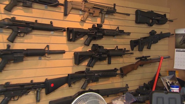 Gun legislation teed up in Congress