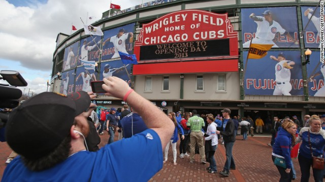 See 100 years at Wrigley Field