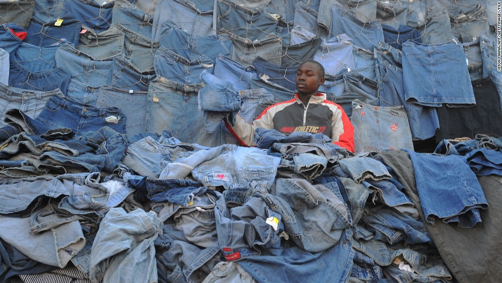 is your t shirt hurting economies cnn