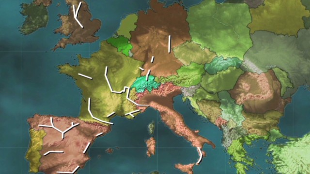 Europe's high speed rail future