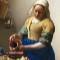 Rijksmuseum 4 - vermeer milkmaid
