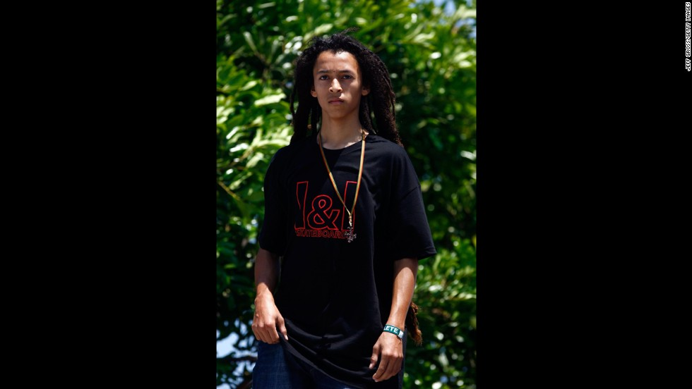 Skateboarder Nyjah Huston made his debut at the X Games at 11 years and 246 days, making him the youngest athlete to appear at the competition.