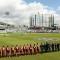 football minute silence cricket
