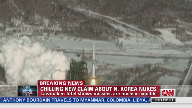 Intel: N. Korea could launch nuke attack