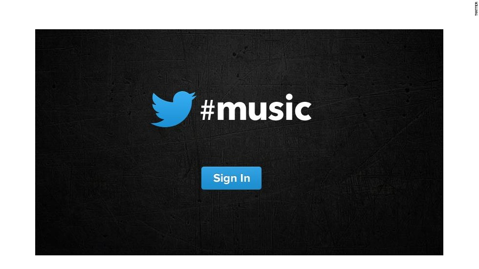 In April, Twitter signaled a music site is coming soon, going live with a webpage (albeit one that didn't yet do anything). Unconfirmed reports suggest a Twitter music service would suggest songs for users based on several criteria, including who they follow on Twitter. Ryan Seacrest has already sung its praises -- on Twitter.