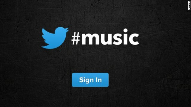 On Friday, Twitter signaled a music site is coming soon, going live with a webpage, albeit one that doesn't yet do anything.