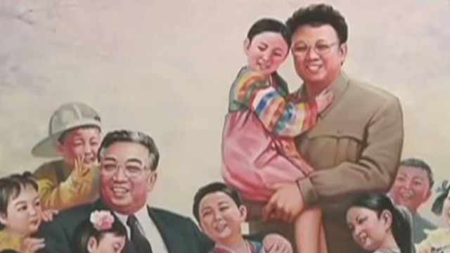 tsr pkg todd north korea brainwashed children_00004124.jpg