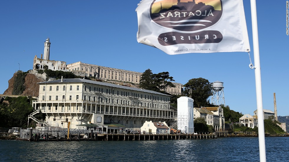 "<a href=""http://www.alcatrazcruises.com"" target=""_blank""><strong>Alcatraz Cruises, San Francisco, California.<strong></a></strong> </strong>A range of tours depart daily to the scenic island that was once home to America's most notorious criminals. Tours often sell out a week or more in advance, so book early."