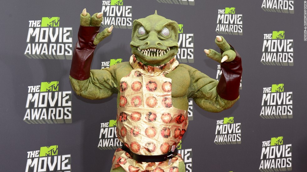 The Gorn from Star Trek