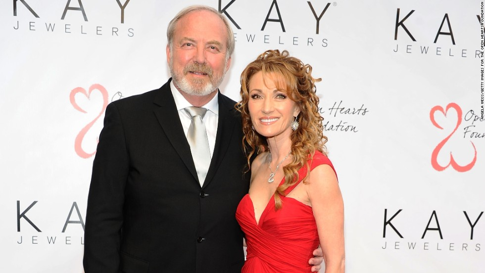 "Jane Seymour and James Keach <a href=""http://marquee.blogs.cnn.com/2013/04/15/jane-seymour-james-keach-separated/"">announced the end of their 20-year union in April 2013.</a> The couple are the parents of twin sons."