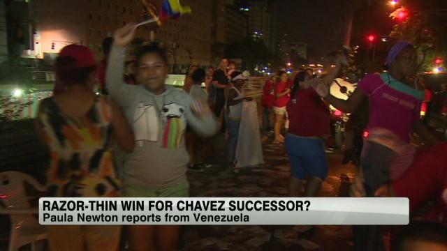 Capriles says Maduro is 'illegitimate'