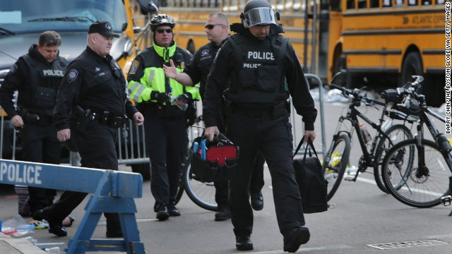 Video, DNA will help bomb investigation