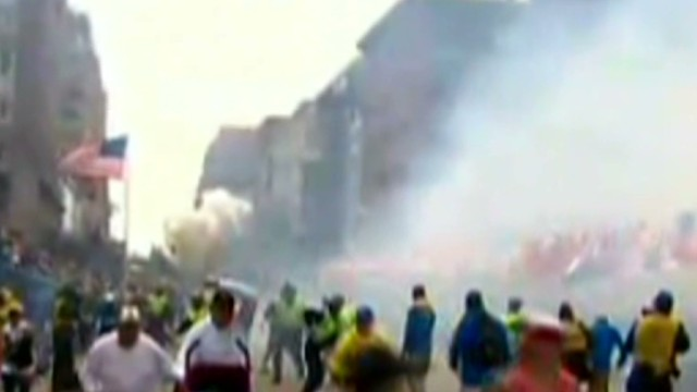 Runner: Bombs sounded like Afghanistan
