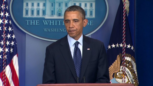 Obama: 'We will hold them accountable'