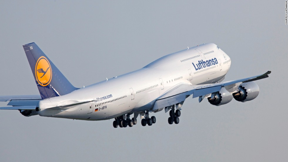 Lufthansa is currently flying six 747-8s, serving Frankfurt, Los Angeles, Washington D.C., Bangalore and New Delhi. Korean Air and Air China are the only other airlines to date that have ordered the 747-8 Intercontinental. A freighter version, the 747-8F, is in operation with Korean Air, Cathay Pacific, Atlas Air and other cargo carriers.
