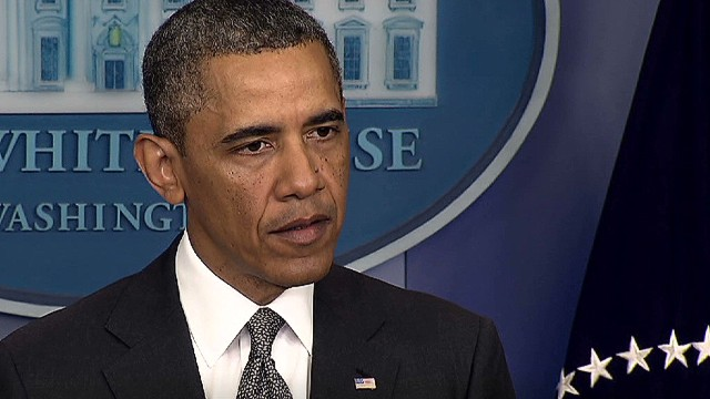 Obama: Boston was 'an act of terror'