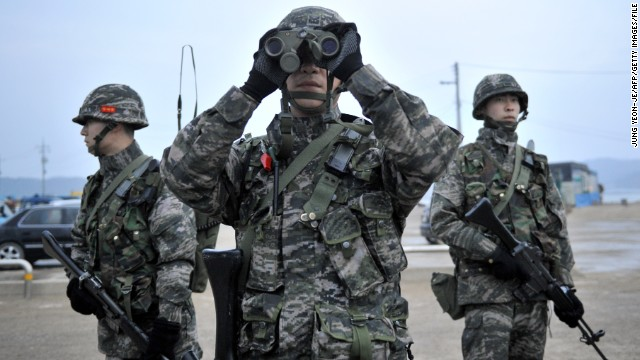 U.S.-South Korea war games end
