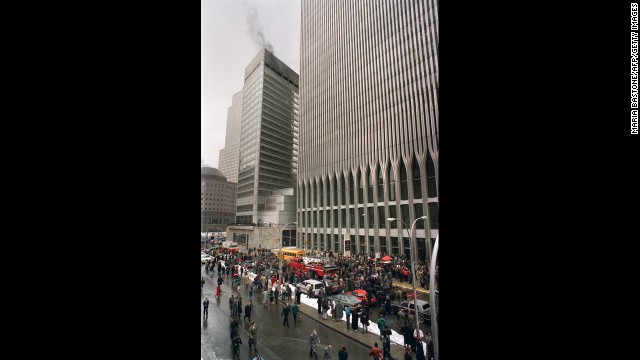 1993 world trade center bombing fast facts for Interieur world trade center