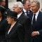 Thatcher funeral Blair Major