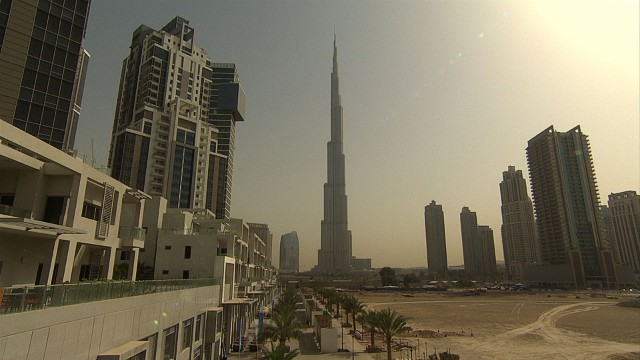 The June sell-off is bringing Dubai's red-hot property market back into focus.