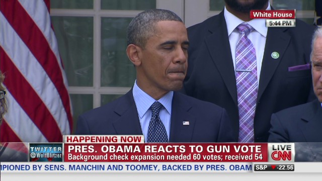 Obama: Gun lobby 'willfully lied'