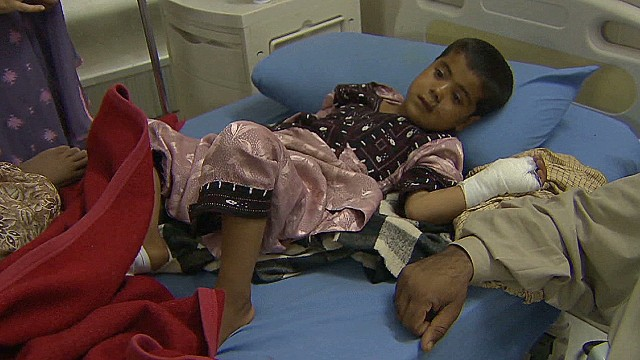Quake victims fill Pakistani hospitals