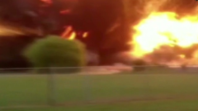 2013: Watch fertilizer plant explode