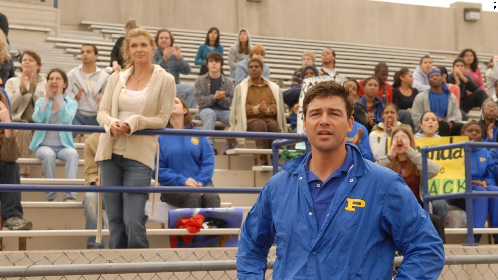 """Friday Night Lights"" executive producer Peter Berg reportedly has said he and fellow executive producer Jason Katims are looking to <a href=""http://marquee.blogs.cnn.com/2011/08/03/friday-night-lights-producers-serious-about-movie/"" target=""_blank"">produce a film</a> based on the NBC series, which was inspired by the 2004 film of the same name. ""We're hoping to bring Kyle (Chandler) and Connie (Britton) back and some of the other characters, and introduce a whole bunch of new characters,""<a href=""http://marquee.blogs.cnn.com/2011/08/03/friday-night-lights-producers-serious-about-movie/""> Berg told E! Online</a>. ""Veronica Mars,"" ""Entourage"" and ""Arrested Development"" also are toying with the idea of heading to the big screen. Here are some other TV shows that have made their way into movie theaters:"