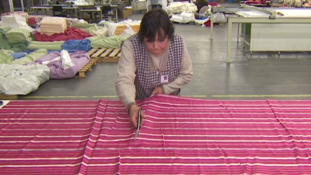 Textile industry stitches itself together