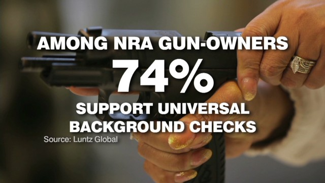 How gun background checks failed to pass