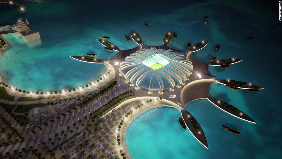 But costs have spiraled and the technology has yet to be successfully deployed in full. Qatar's 2022 World Cup organizing committee recently requested that the number of new stadiums it builds be reduced to eight or nine from the currently planned 12.