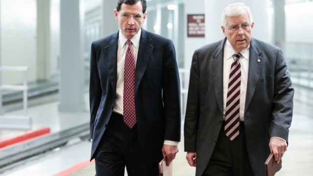 Mike Enzi says his anti-LGBTQ remarks were about 'promoting respect'
