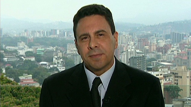 Venezuelan amb.: Opposition is sore loser