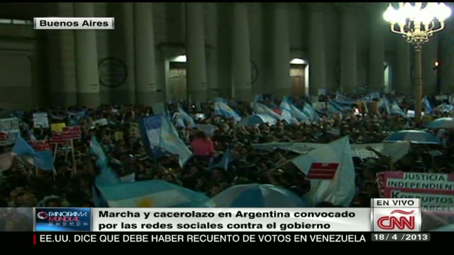 cnnee panorama pot banging protest argentina report_00004517.jpg