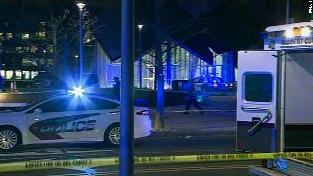 Deadly shooting at MIT