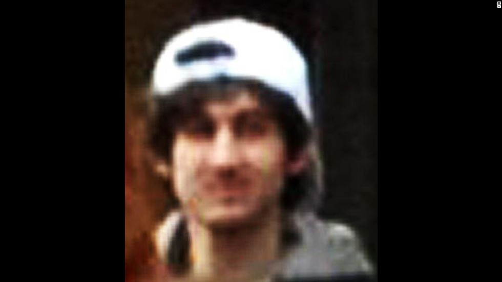 Suspect 2 was identified as Dzhokhar Tsarnaev.