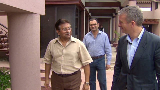 Pervez Musharraf facing charges