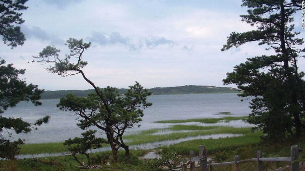Beth Pratt explored nature as a child in Cape Cod National Seashore in Massachusetts. The Great Island Trail in Wellfleet is shown here.