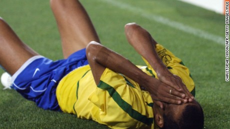 Former Brazilian soccer star: Don't come to the Rio Olympics