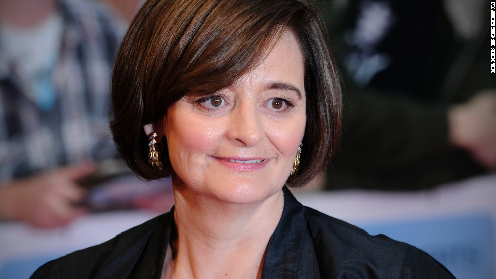 Cherie Blair is probably best known as the wife of former British Prime Minister Tony Blair. But since leaving England's most famous political address, she has become a champion for women's rights and education around the globe.