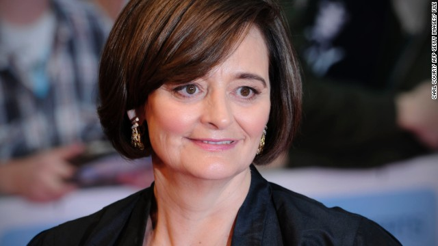 Cherie Blair: In the spotlight