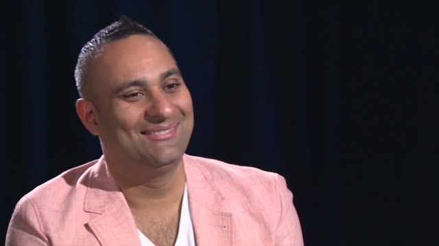 Russell Peters punked by King of Jordan