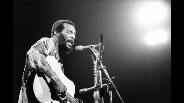2006: Richie Havens not anti-soldier