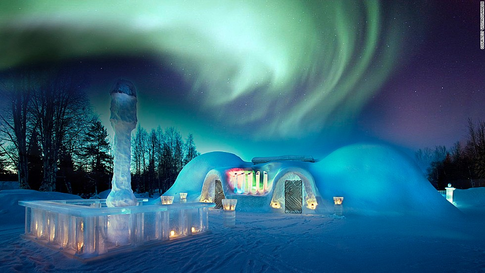 Scandinavia gives you a chance to see the most dazzling light display on Earth. <strong><br />Click the double arrow to continue the gallery</strong>