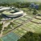 Wimbledon Court renovations