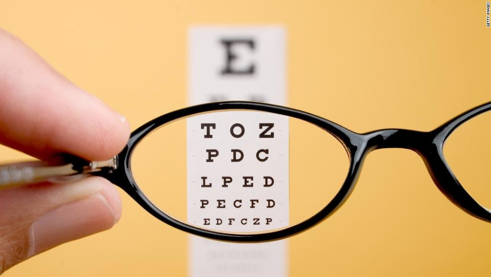 Again, as the population ages, a large group of elderly people with failing eyesight will seek help for their vision.