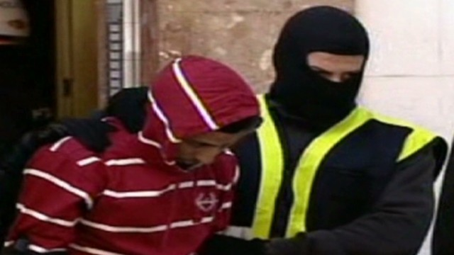2013: Terror suspects arrested in Spain