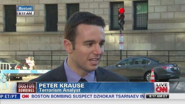 Possible terror ties probed in Boston