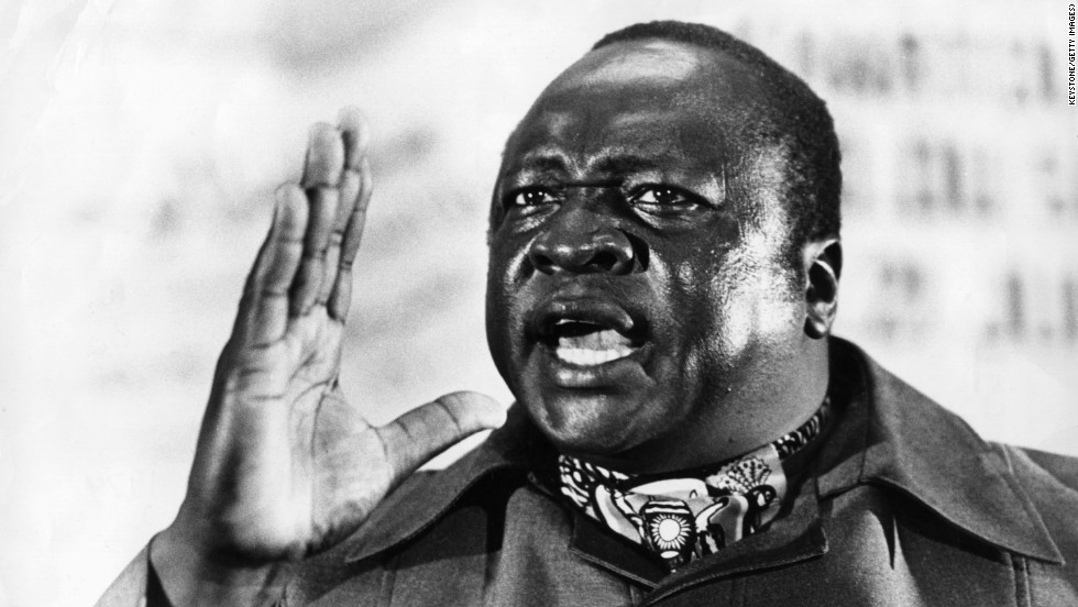 "Idi Amin, the ""<a href=""http://www.cnn.com/2003/WORLD/africa/07/21/amin.profile/"">Butcher of Uganda</a>,"" brutally ruled the African nation from 1971-1979 before going into exile in Saudi Arabia. He never returned to Uganda and died in 2003 in Jeddah, where he was later buried. A tourism promotions group in Uganda earlier this year requested his remains be returned so they could be included as part of a tourist attraction."