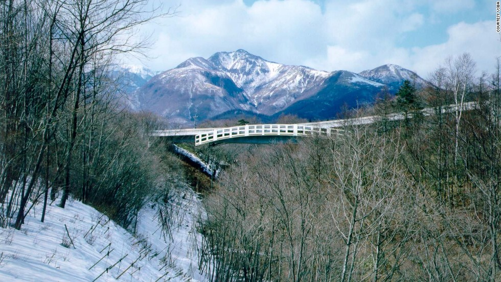 The husband and wife team completed Japan's Nikko Kirifuri Hotel and Spa in 1997 to the tune of $91 million.